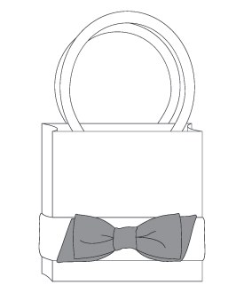 Tailored Bow Color