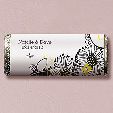 Floral Fusion Nut Free Gourmet Milk Chocolate Bar