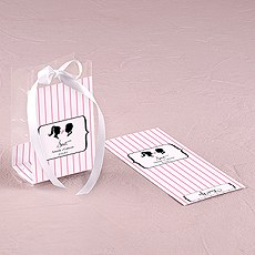 Sweet Silhouettes Cellophane Bag Insert