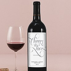 Expressions Wine Label