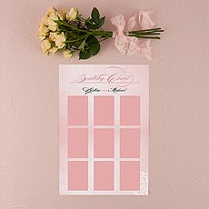 Vintage Lace Seating Chart