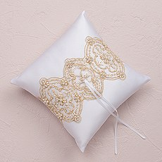 Beverly Clark The Luxe Collection Ring Pillow