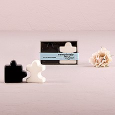 Puzzle Pieces Salt And Pepper Shakers