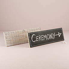 Vintage Inspired Wooden Multi-Purpose Sign Boards