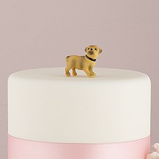 Miniature Pug Dog Figurines