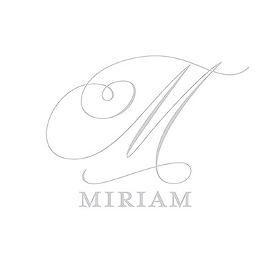Monogram Simplicity Water Bottle Label   Elegant