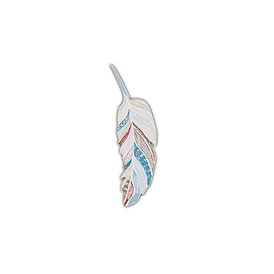 Feather Whimsy Paper Feathers   Small