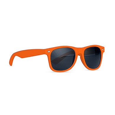 Fun Shades Sunglasses   Tangerine Orange