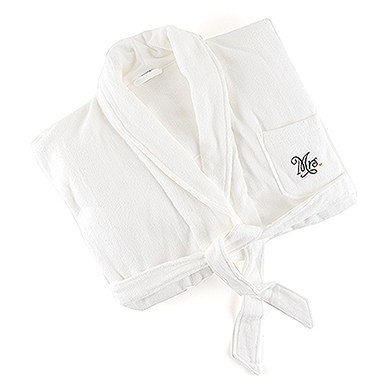 Mr. and Mrs. Wedding Gifts Bathrobes