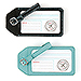 luggage tag wedding gift set