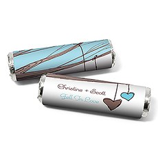 Heart Strings Candy Roll Wrap