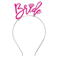 "Bachelorette Party Headband - ""Bride"""