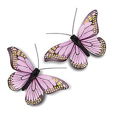 Medium Hand Painted Butterfly (12)