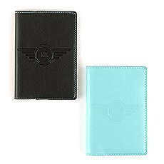 Mr. & Mrs. Passport Covers Gift Set
