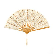 Antique Lace Hand Fan