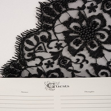 Beverly Clark Gala Collection Guest Book