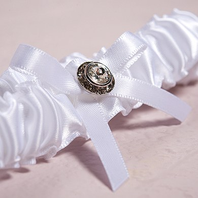 Fairy Tale Dreams Two Piece Bridal Accessory Garter Set