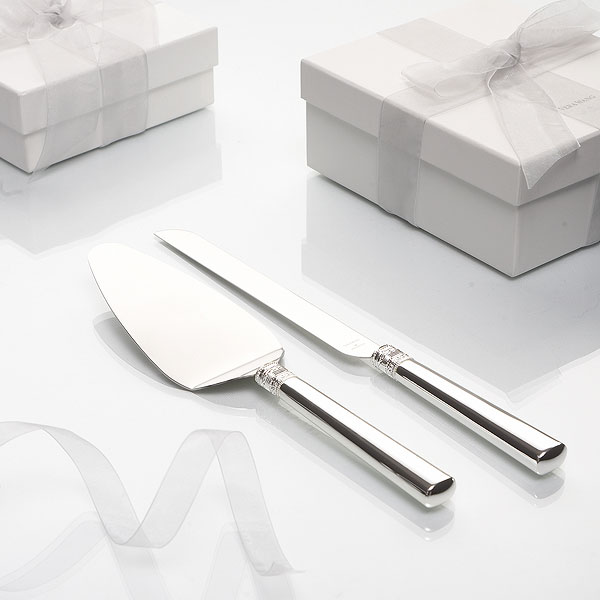 Vera Wang With Love Cake Knife Amp Server