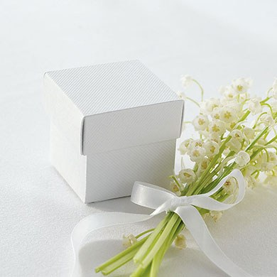 Luxury Textured Favor Box Pack