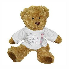 Personalized Fabulous Pageboy Teddy