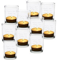 Personalized Votive Pack