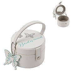 Juliana Wings of Love Wedding Jewelry Box - Bridesmaid