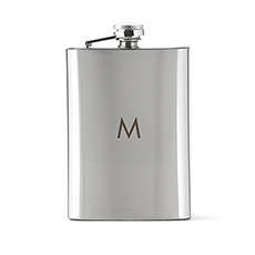 Classic Shiny Hip Flask