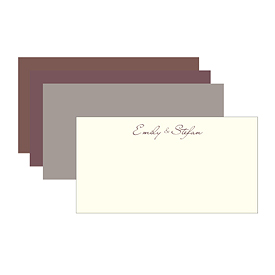 Equestrian Love Wedding Paper Wish Scrolls