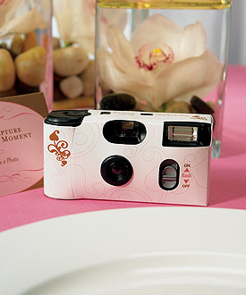 Disposable Wedding Camera Favor