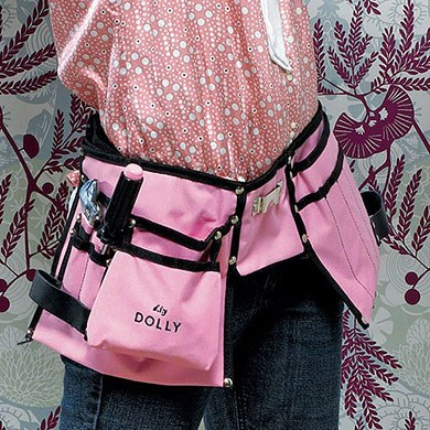 Pink Tool Belt Wedding Gift