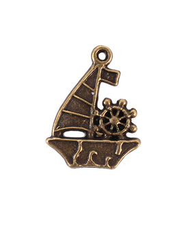 Sail Boat Charm