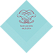 Infinite Heart Printed Napkins