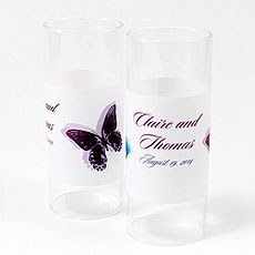 Beautiful Butterflies Mini Luminary Wrap