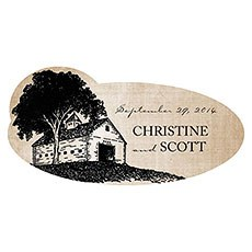 Rustic Country Small Cling