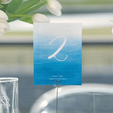 Aqueous Table Number