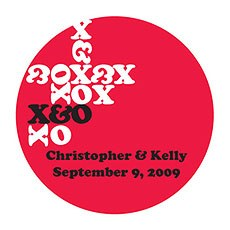 XOXO Stickers